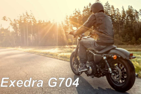 Custom Touring Exedra G704